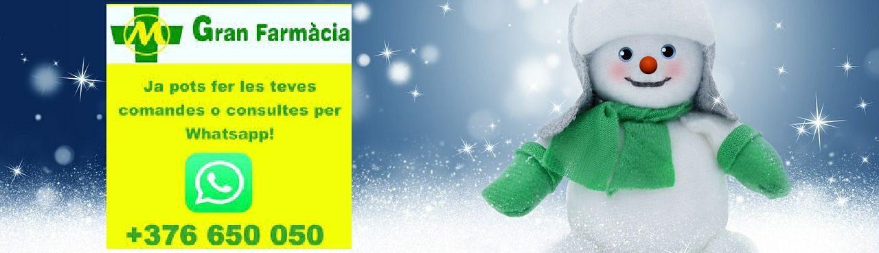 Blog de Gran Farmacia Andorra Online. ANDORRA FARMACIA Farmacia Online Andorra. Parafarmacia Online. Especializada en naturopatía, aromaterapia, nutrición deportiva, homeopatía y medicamentos internacionales