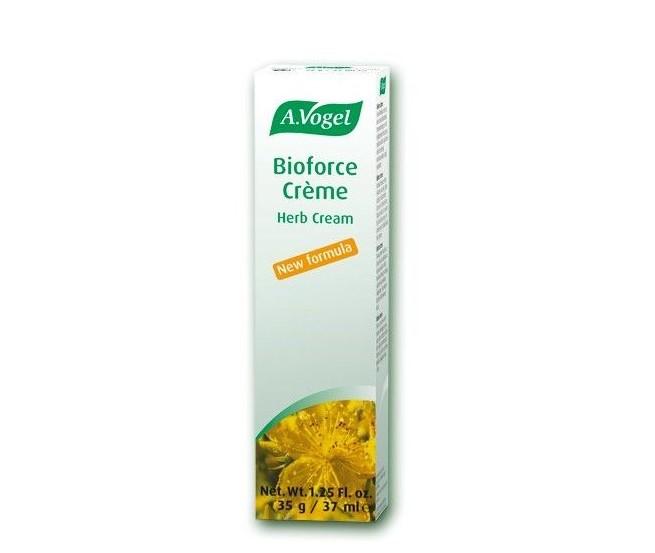 Crema Bioforce A. Vogel Comprar Crema Bioforce en Gran Farmacia Andorra Aceites vegetales y extracto de plantas frescasLa crema Bioforce contiene extractos de plantas frescas en una base natural.
