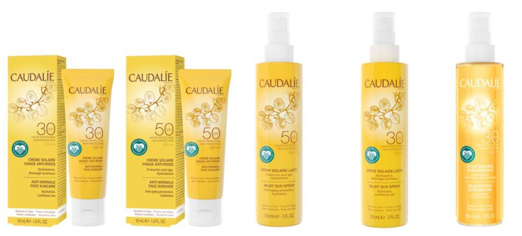 La Crème Solaire Visage Anti-rides SPF50 Caudalie offre à la peau une protection maximale UVA/UVB pour un bronzage naturel, lumineux et durable tout en préservant sa jeunesse.