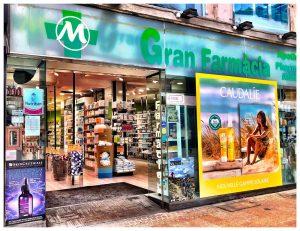 Gran Farmacia Andorra medicmaentos internacionales homeopaticos y para farmacias