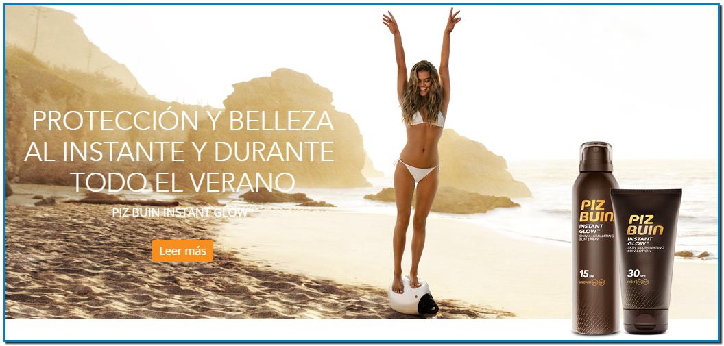 PIZ BUIN® ALLERGY Protección para la piel sensible al sol. En caso de una piel sensible al sol, incluso una exposición mínima a los rayos UV