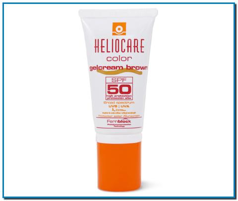 Comprar Heliocare Color Gelcream SPF 50 en Gran Farmacia Online Andorra atenúa las imperfecciones del rostro aportando un tono uniforme. Su textura en gel cream se funde con la piel hidratándola.
