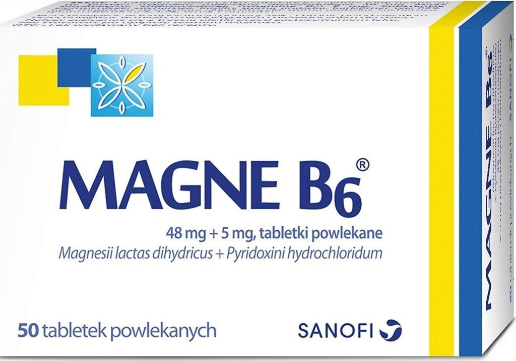 Magné B6 SANOFI Magnesio y vitamina B6 sabías que su deficiencia produce problemas en la vista