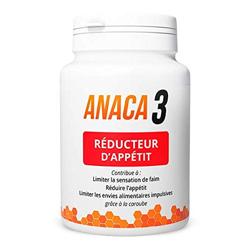 Comprar Anaca 3 Réducteur d'appétit en Gran Farmacia Andorra 90 gélules de ANACA 3 Cápsulas para reducir el apetito.