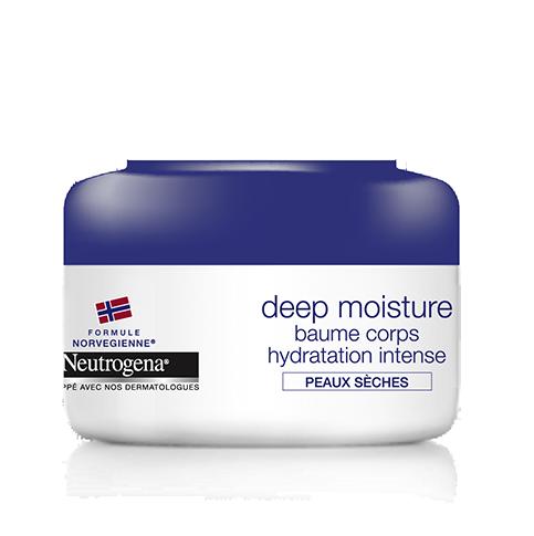 Formule Norvégienne® : baume corps hydratation intense deep moisture