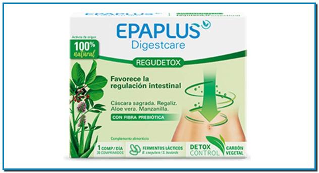 Epaplus Digestcare Helicocid Complemento alimenticio que controla la acidez desde la raíz con efecto inmediato.