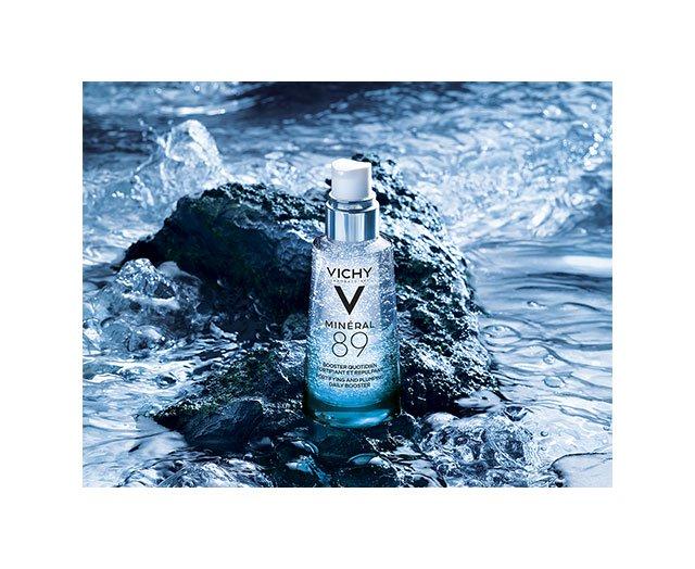 Comprar Mineral 89 de Vichy en Gran Farmacia Online Andorra Concentrado con ÁCIDO HIALURÓNICO con efecto inmediato
