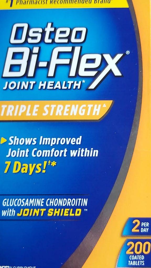 Para qué sirve el osteo bi flex combate de forma segura la degeneración del tejido flexible de los huesos desarrollar, lubricar, renovar, mantener y fortalecer el cartílago y logrando la flexibilidad de las articulaciones