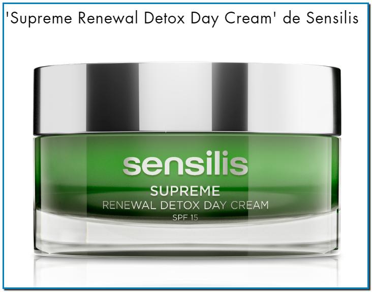 COMPRAR La formulación exclusiva de la gama SUPREME RENEWAL DETOX de Sensilis en Gran Farmacia Andorra la farmacia más céntrica de Andorra ayuda a reparar la piel en profundidad, a través de su doble acción Detoxificante y Regeneradora.