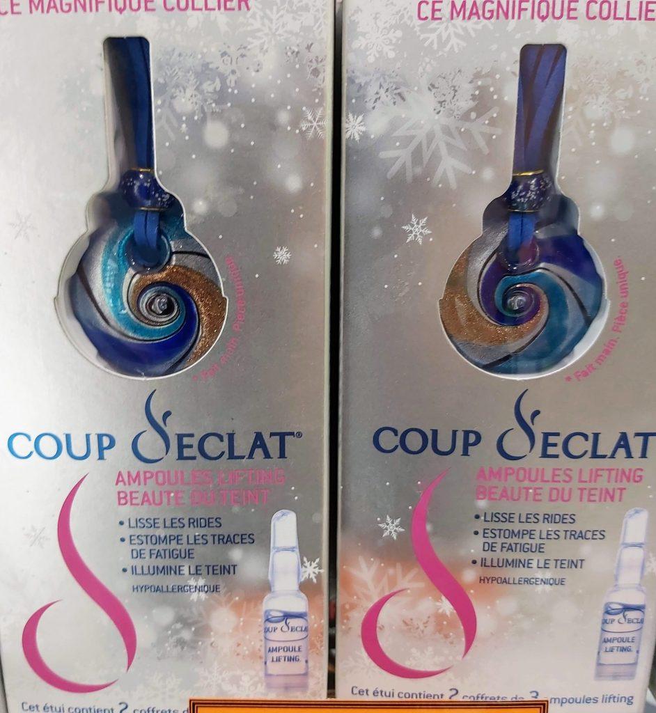 Acheter COUP D'ECLAT Ampoules Lifting Beauté du Teint Véritable soin SOS Rehausse instantanément l'apparence du visage et des rides et ridules