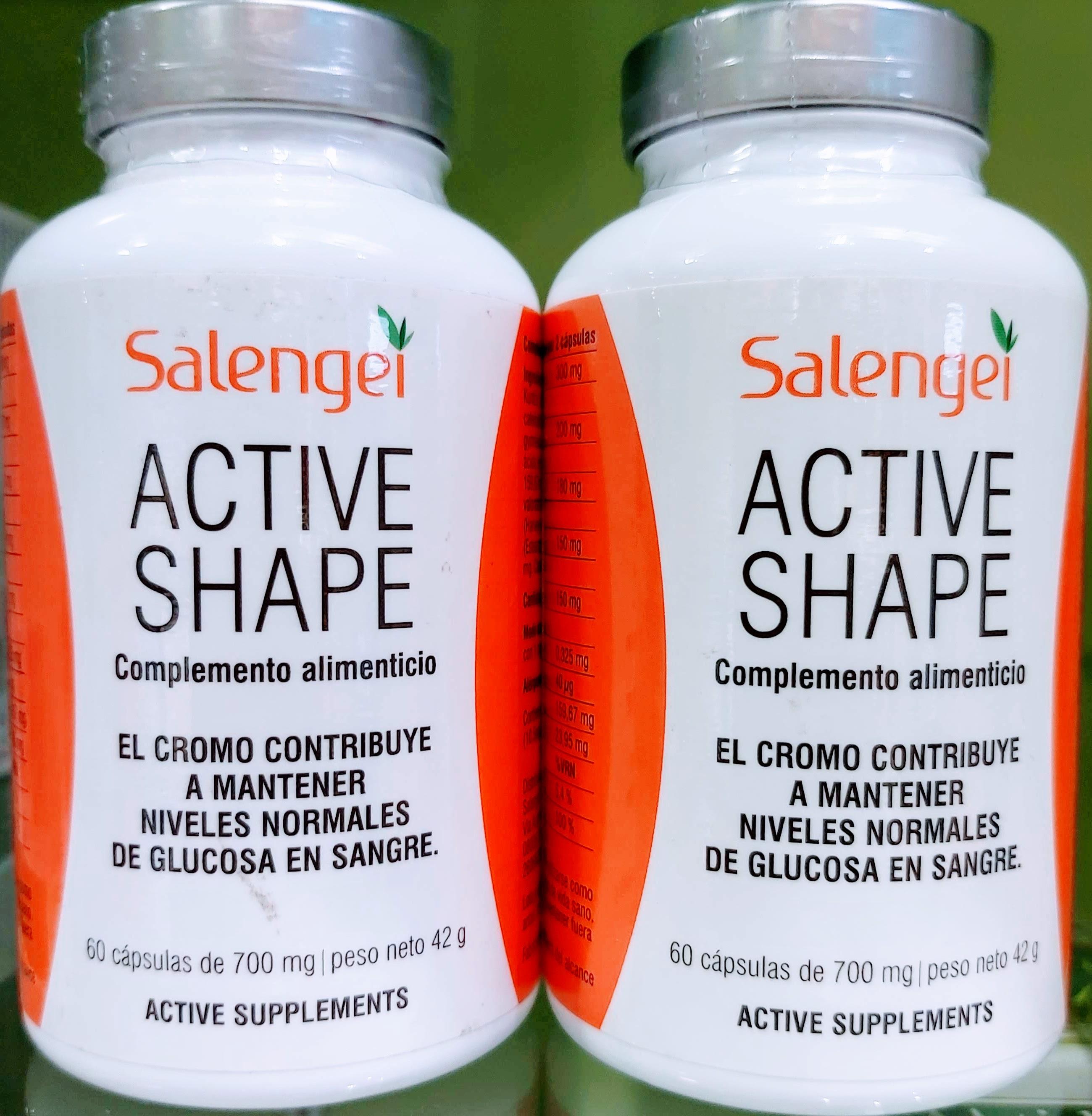 Active Shape de Salengei es un suplemento natural a base de Resveratrol y fitonutrientes muy efectivo para ayudar en el proceso de pérdida de peso de forma segura