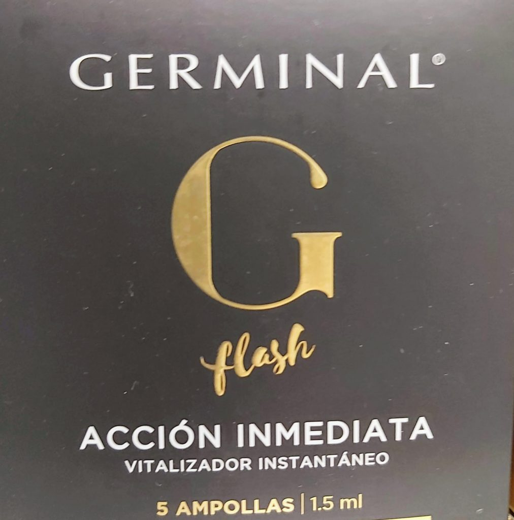 Comprar GERMINAL FLASH EFECTO INMEDIATO ACCIÓN INMEDIATA EFECTO FLASH Efecto lifting instantáneo