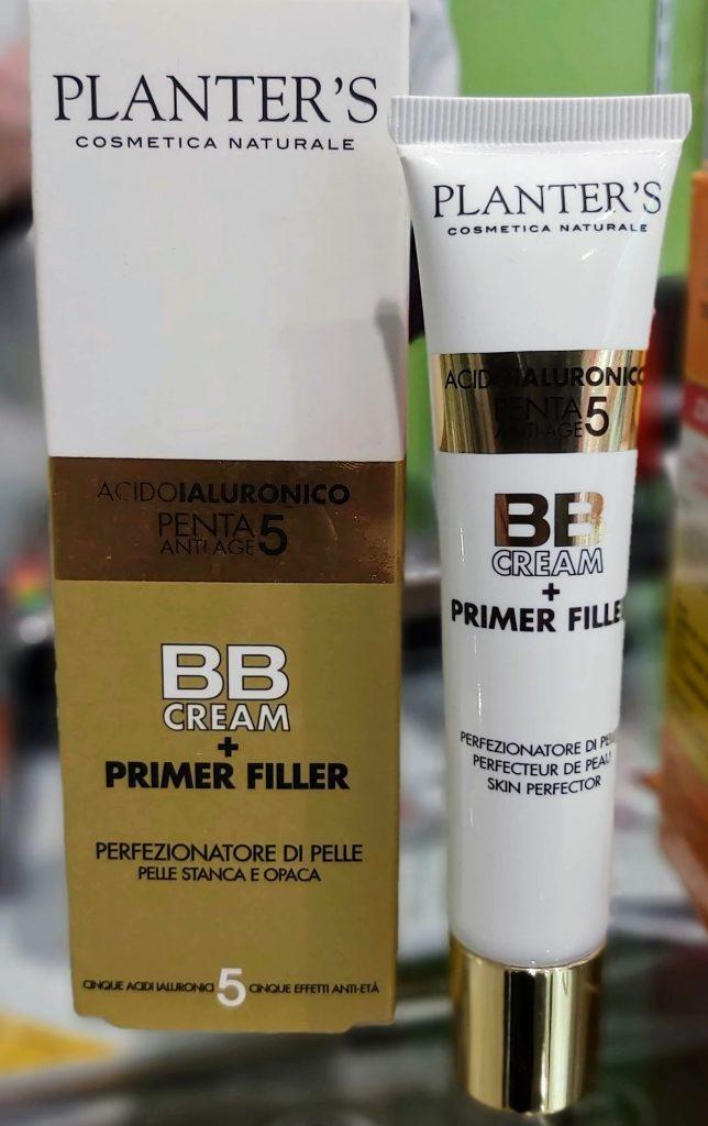 Planter's BB Cream + Primer Filler 40 ml est un véritable perfecteur de peau enrichi en acides hyaluroniques qui redonne force et éclat aux peaux ternes et fatiguées