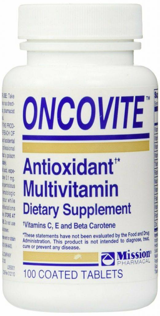 ONCOVITE multivitamínico tratar o prevenir deficiencias vitamínicas alimentación inadecuada por enfermedades o deficiencias durante el embarazo