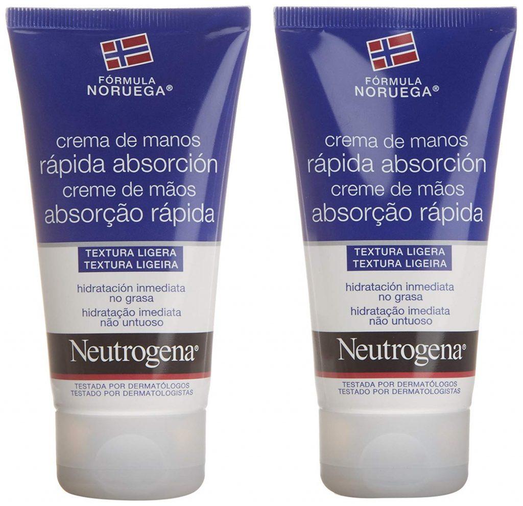 Neutrogena Crema de Manos Absorción Rápida
