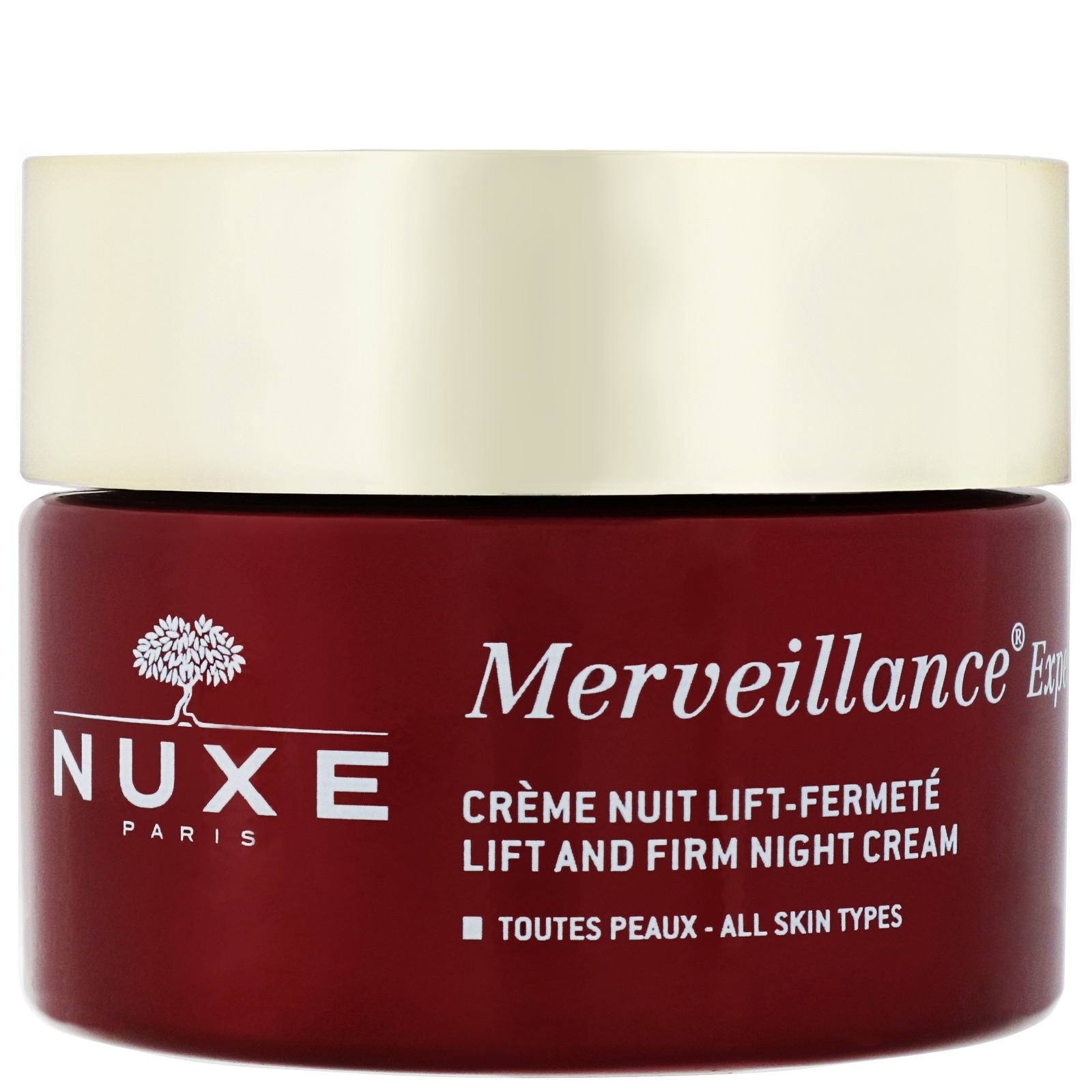 Crema antiarrugas NUXE Merveillance Expert Crema correctora de arrugas al mejor precio en Gran Farmacia Andorra Online