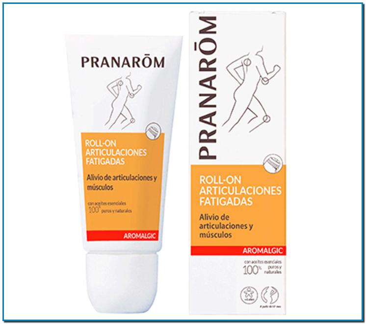 Spray Pranarom articulaciones sensibles para articulaciones y músculos sensibles AROMALGIC SPRAY es una solución de aceites esenciales que debe vaporizarse