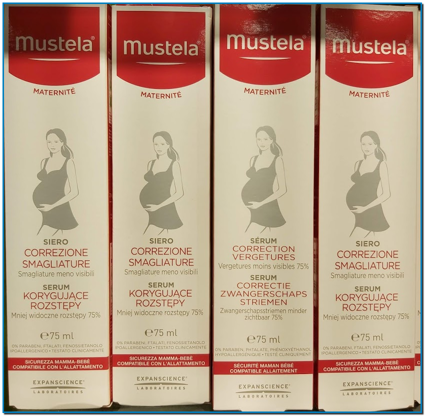 Mustela Maternité Gel Fermeté Corps 200 ml 1 Unidad 200 g de Mustela