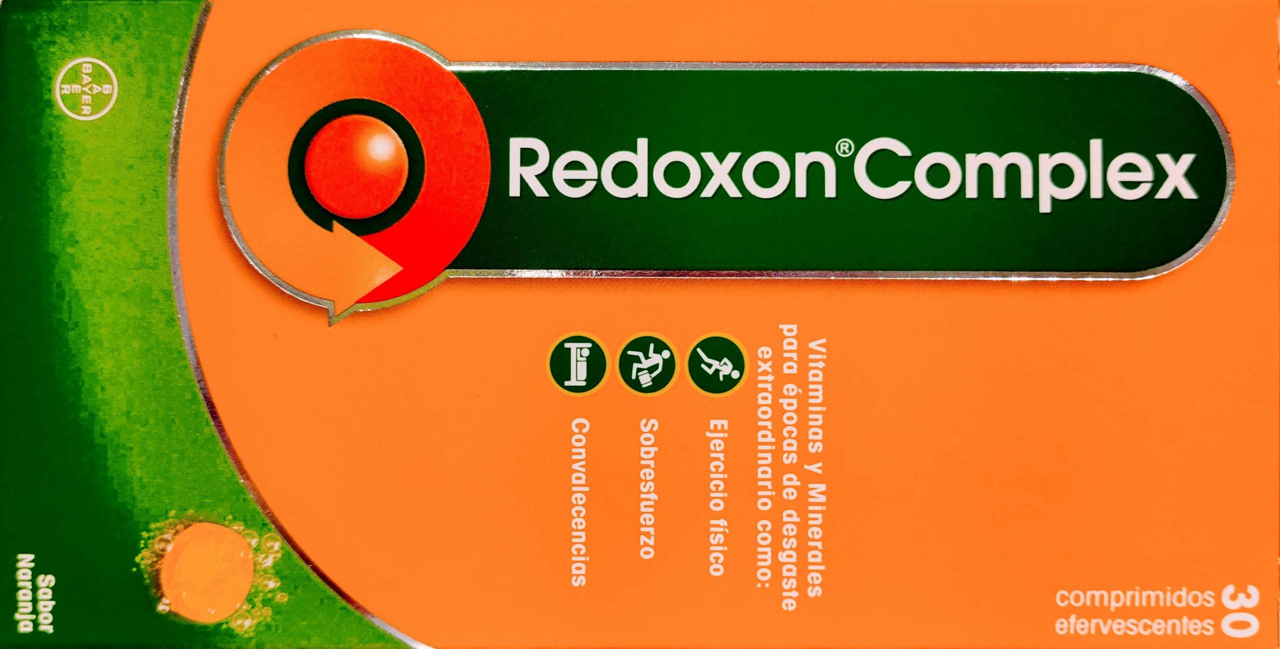 Redoxon Complex Vitaminas Defensas 30 comprimidos efervescentes. Compra Redoxon Complex 30 Comprimidos Efervescentes
