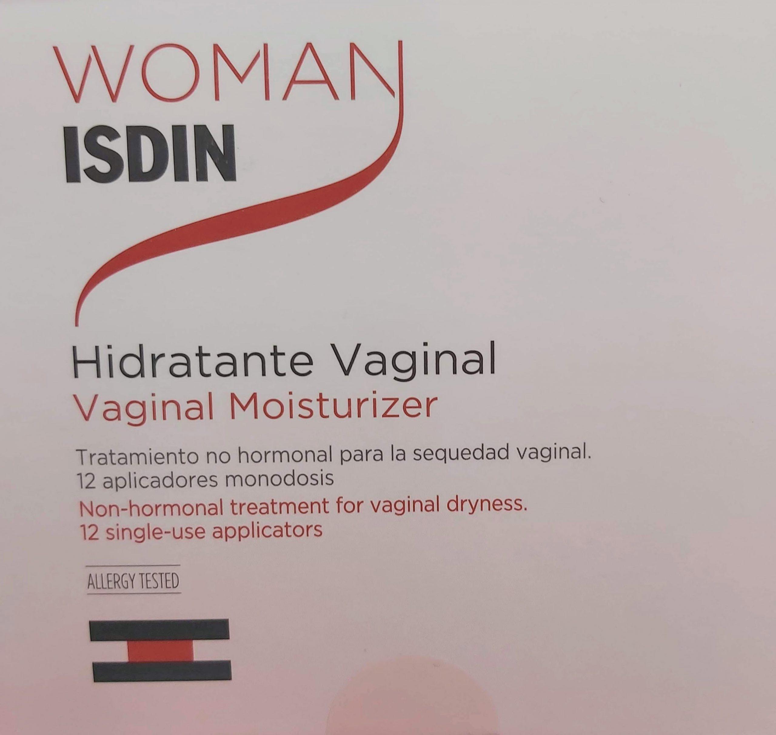 Comprar ISDIN Woman Hidratante Vaginal Reduce el prurito vulvar y la sensación de ardor en la zona, así como los síntomas de sequedad y atrofia vaginales, falta de lubricación y dolor durante las relaciones.