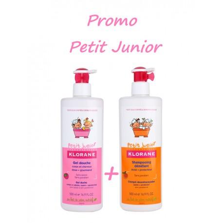 Compra Klorane Petit Junior Champú Desenredante online a buen precio. Champú desenredante para niños. Ideal para un lavado delicado sin irritar sus ojos