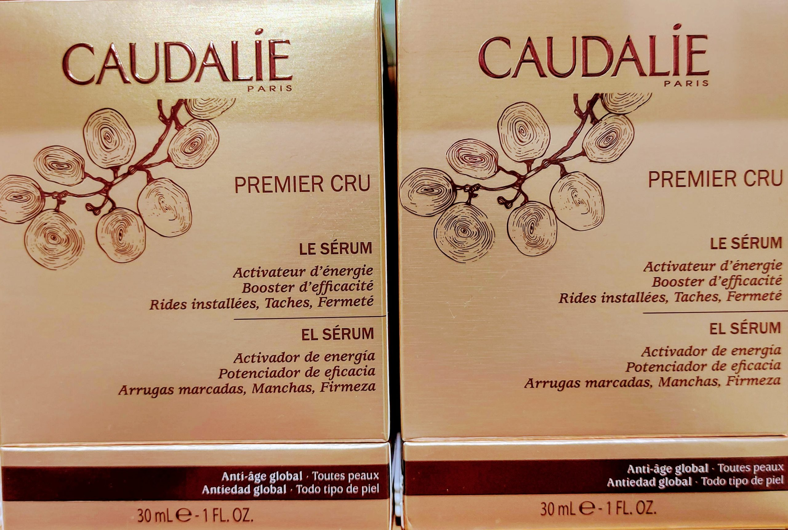 La Crème Premier Cru Caudalíe délivre une action anti-âge globale pour une peau visiblement plus jeune