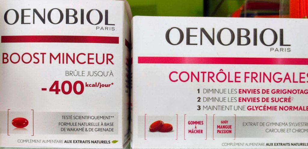 Comprar Oenobiol Boost Minceur – Te ayuda a quemar hasta 400 Kcal/día – Suplemento dietético a base de Granada y de Wakame