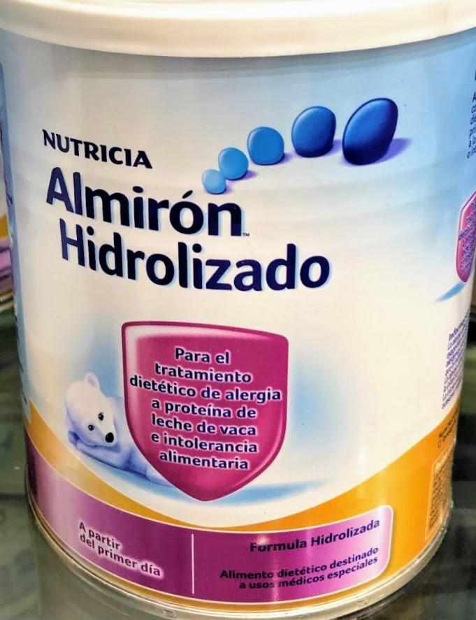 Nutricia Nutrición médica pediátrica Almirón Hidrolizado