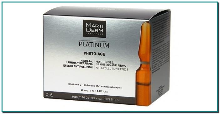 MARTIDERM Photo-Age Complejo antiradicalar y reparador celular, 30 amp Los mejores productos de belleza para sentirse bien con uno mismo. ¡Y que no te lo cuenten!.
