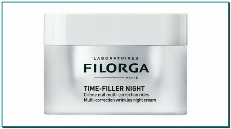 COMPRAR FILORGA Time-Filler Night Crema Noche Corrección de Múltiples Arrugas 50ml