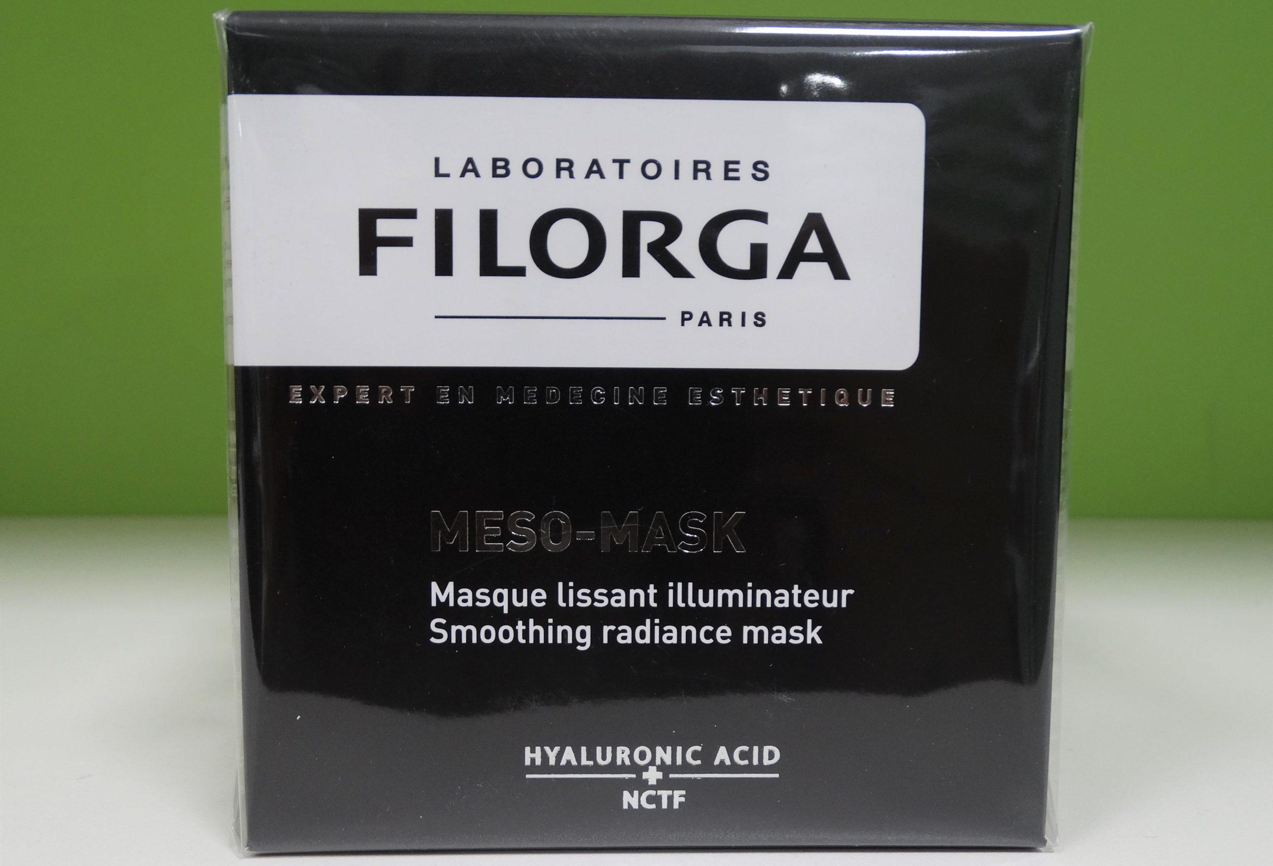Comprar FILORGA MESO MASK 50ML Máscara alisadora e iluminadora, para tono apagado y tez congestionada.