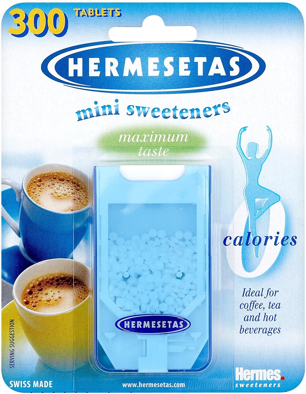 Hermesetas Mini Sweeteners Original 1200 Tablets HealthCentre