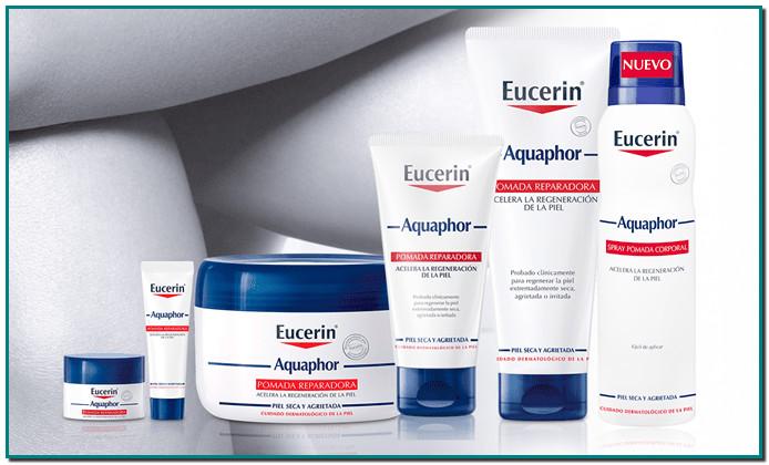 Aquaphor Pomada Reparadora Cuidado experto de la piel para piel dañada - acelera la regeneración de la piel comprobada clínicamente