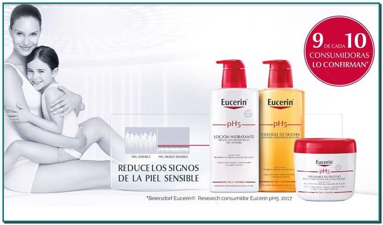 Eucerin pH5 Piel Sensible Activa las defensas naturales de la piel Una piel sana es la primera y mejor defensa del cuerpo frente a las influencias externas