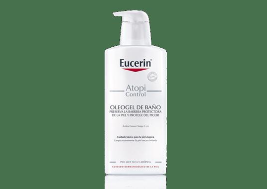 Eucerin AtopiControl Cuidado dermocosmético para la piel seca e irritable