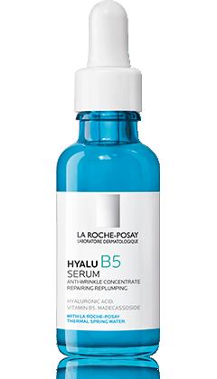 Hyalu B5 Serum de La Roche-Posay es un sérum antiedad para el rostro, desarrollado para pieles de todo tipo que demandan un antiarrugas con una alta eficacia.