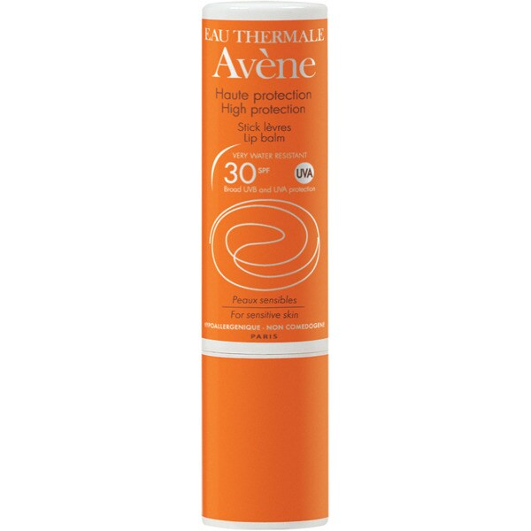EAU THERMALE AVENE Stick labial SPF 30 muy resistente al agua barra 3 g para pieles sensibles