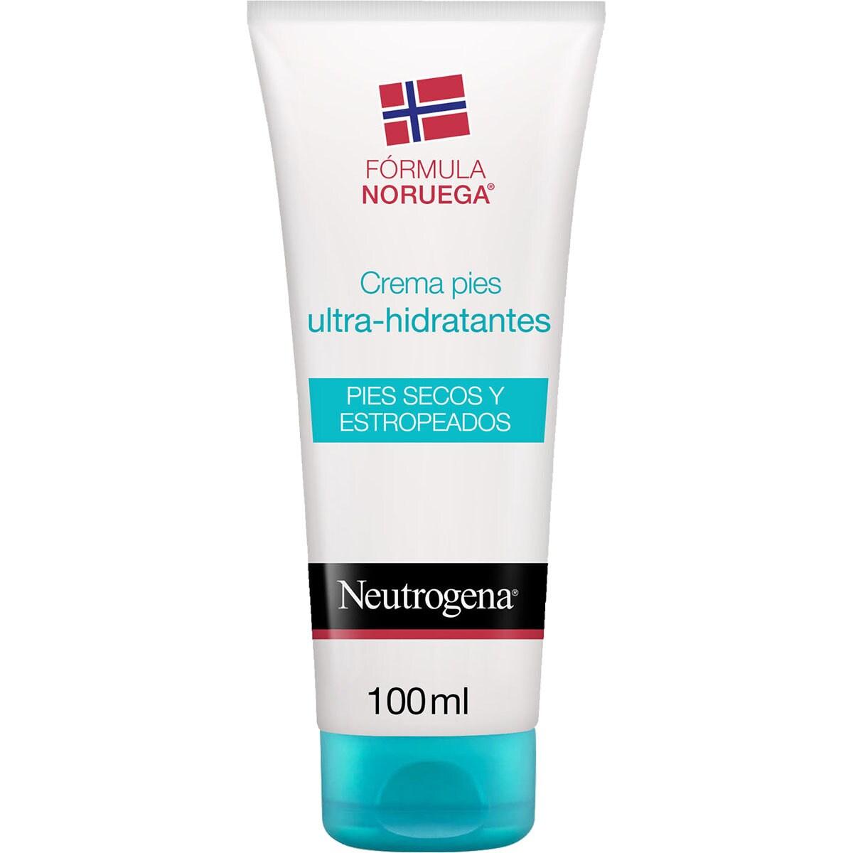 NEUTROGENA Crema para los pies Ultra-Hidratante tubo 100 ml