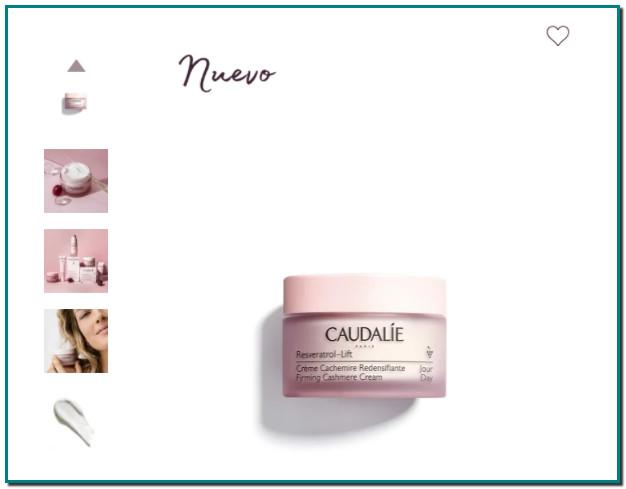 CREMA CACHEMIR REDENSIFICANTE ¿El mejor colágeno? El tuyo. Refuérzalo. El tratamiento Antiedad N°1 reinventado* para corregir las arrugas y reafirmar la piel.