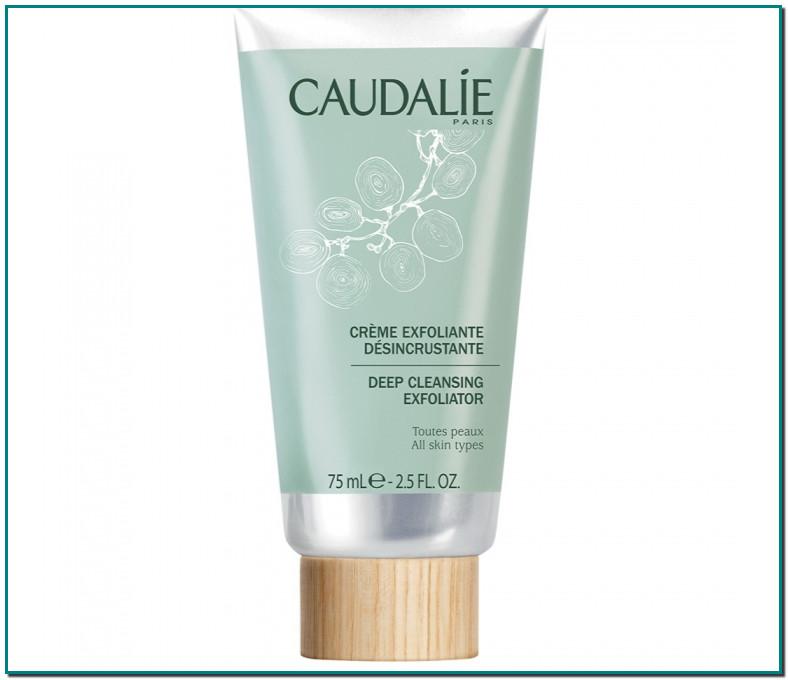 CREME EXFOLIANTE DESINCRUSTANTE CAUDALIE La Crema Exfoliante Desincrustante que purifica y afina la textura de la piel sin resecar para que luzcas una piel nítida y resplandeciente.