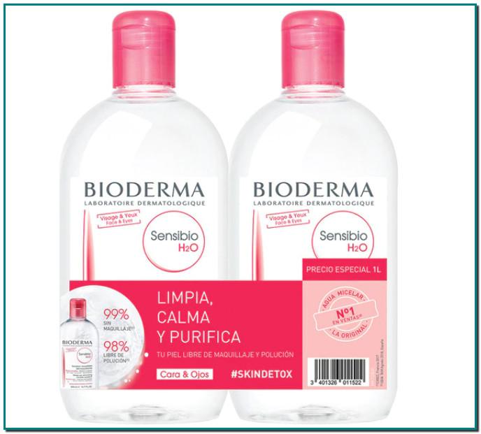 BIODERMA Sensibio H20 Duplo H20 Bioderma