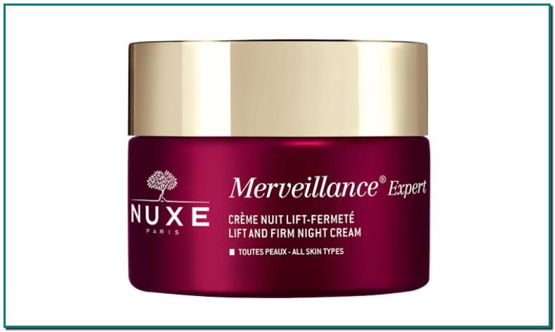NUXE Crema de noche Merveillance Expert 50 ml Nuxe