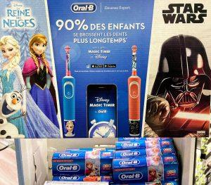 CEPILLOS DE DIENTES ELÉCTRICOS RECARGABLES - ORAL-B NIÑOS | ORAL-B KIDS CEPILLO ELÉCTRICO DE STAR WARS Oral-B Kids Cepillo Eléctrico De Star Wars.