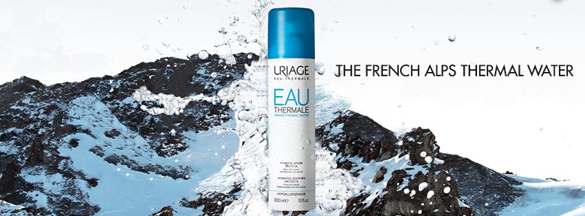 El agua termal de Uriage en formato spray es rica en oligoelementos y sales minerales. Aporta un aumento de la hidratación, calma y protege las pieles sensibles e irritadas. Ideal para toda la familia. Ayuda a regenerar la barrera cutánea tras la exposición al solar, la depilación o el afeitado.URIAGE AGUA TERMAL EAU THERMALE SPRAY 150ML