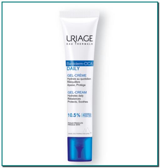 BARIÉDERM-CICA DAILY GEL-CREMA (Cuidados para pieles sensibles, Cuidados para pieles mixtas, Cuidados para pieles secas, Cuidados para pieles muy secas , Cuidados para pieles irritadas, Cuidados para pieles normales a secas, )