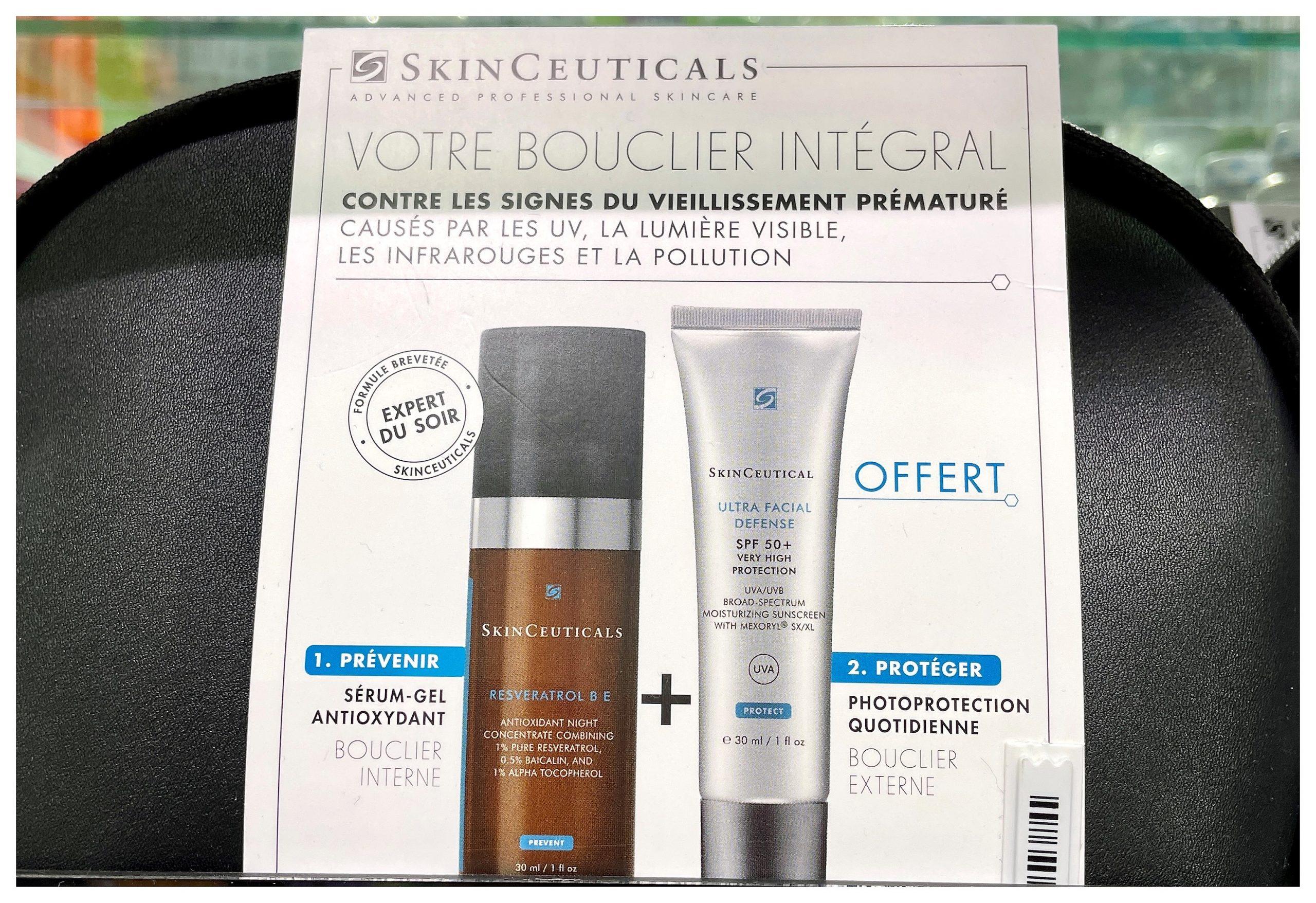 SKINCEUTICALS RESVERATROL B E Sérum facial antioxidante para la noche Un tratamiento concentrado de noche con resveratrol puro con propiedades antioxidantes para mejorar visiblemente la luminosidad y la firmeza de la piel