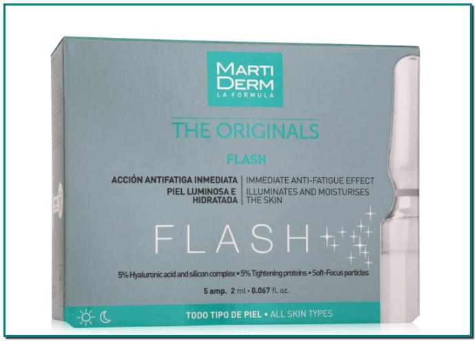 Martiderm ampollas FLASH son sinónimo de eventos o momentos especiales 🎉 👰 Los más fans dicen que son mágicas