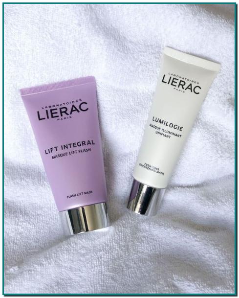 La mascarilla #LiftIntegral efecto flash aporta un aspecto alisado a la piel Lumilogie: Ilumina y unifica al instante gracias a los agentes activos que actúan en la superficie y en profundidad
