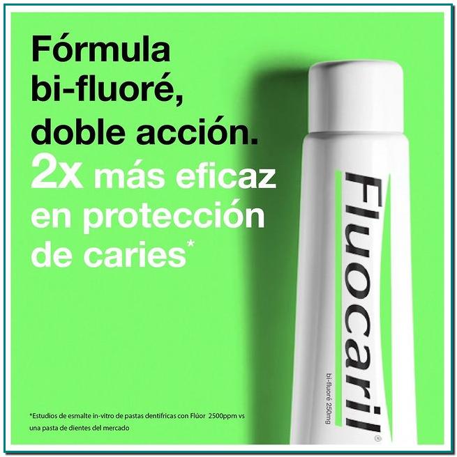 Una pasta de dientes eficaz contra la prevención de caries? ¡Sí! 👍 Así es Fluocaril