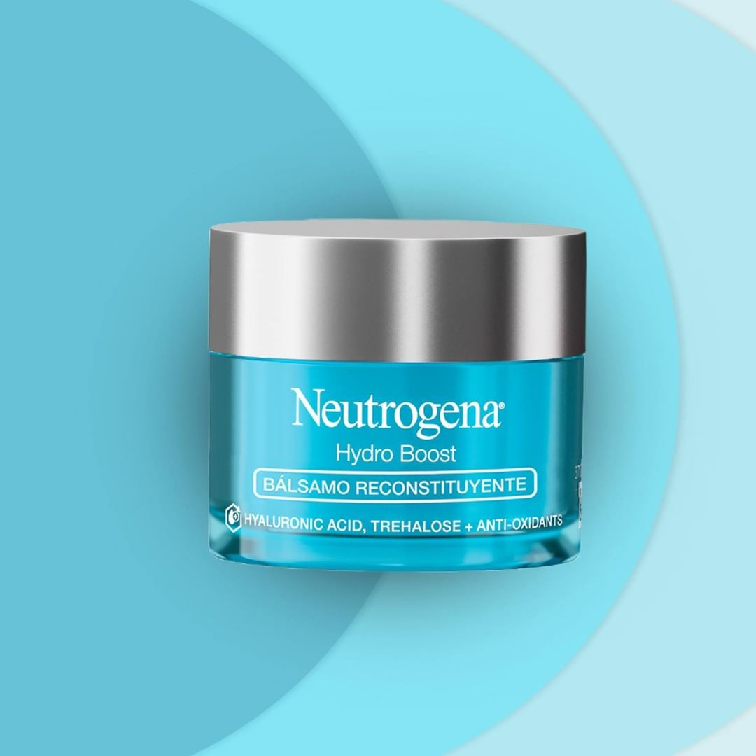 Neutrogena®Bálsamo Reconstituyente conviértelo en tu rutina favorita